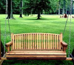 Small Picture Bench Beautiful Outdoor Bench Swing Garden Bench Swing Redwood