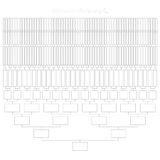 9 Generation Family Tree Template Family Pedigree Chart Template