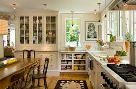 Cape Style Kitchen Design Antique Cape Style House Gets Charming Makeover In New England