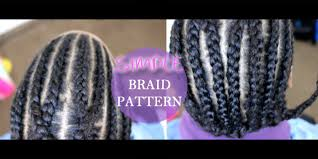 Crochet Twist Braid Pattern Interesting EASY BRAID PATTERN FOR CROCHET BRAIDS BEGINNER FRIENDLY YouTube