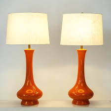 buffet table lamps set
