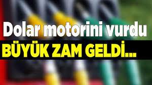 Son Dakika Motorin Zam Haberi: Motorin Zammı Sonrası Yeni Pompa Fiyatları  Ne Kadar, Ankara, İstanbul, İzmir