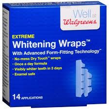 tv key walgreens. amazon.com: walgreens extreme whitening wraps 14 ea: health \u0026 personal care tv key