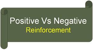 Difference Between Positive And Negative Reinforcement With