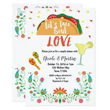 Couple Wedding Shower Invitations Couples Wedding Shower Invitation Fiesta With Taco