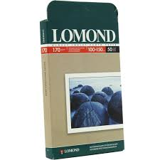 Купить бумагу <b>Фотобумага Lomond A6</b>, 170гр, 50л Глянцевая ...