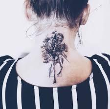 женское тату компас 30 идей в которые невозможно не влюбиться