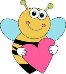 valentine s day clip art for kids. Fine Art Valentine Bee Holiday Wooden Yard Art Set Decoration Send A Sspecial  Message Fun Find This Pin And More On Valentineu0027s Day Clip  Throughout S Art For Kids A