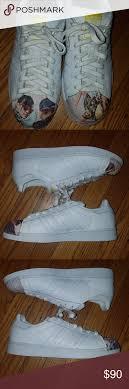 Adidas Superstar Cool Designs Adidas Superstar Pharrell Sneakers Mens 7 5 Nwb Adidas