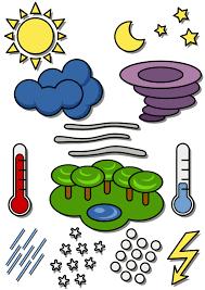 Free Clipart Weather Chart Symbols Onyxbits