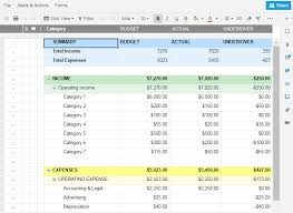 excel business budget template free budget templates in excel for any use