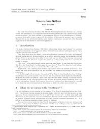 universe from nothing pdf available