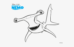 Finding Nemo Coloring Pages Finding Nemo Character Coloring Pages