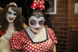 dead minnie mouse makeup hairstlyorg