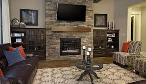 eldorado stone imagine inspiration gallery residential fireplaces in mountain ledge stone color sierra