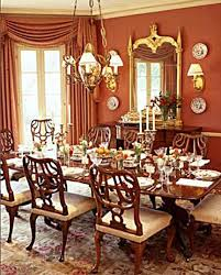 English Dining Room Furniture Exterior