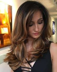 40 Stupefying Long Shag Hairstyles To Copy Hairstylecamp