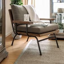 urban industrial furniture. Furniture Of America Copenhagen Urban Industrial Grey Upholstered Accent Chair