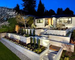 40 Ideas To Build A Retaining Garden Wall Slope Protection Unique Backyard Retaining Wall Designs Plans