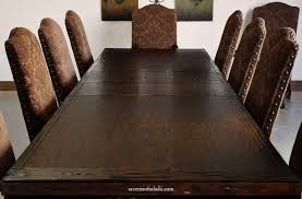 tuscan style dining room table and chairs