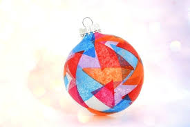 stained glass ornaments how to make a or craft pa large size patterns