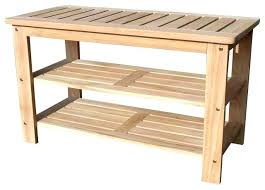 d art collection teak outdoor shoe bench craftsman outdoor benches by d art collection inc teak