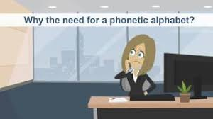 The phonetic alphabet comprised of words used to identify letters in a message transmitted by radio or telephone. Why Do We Use The Nato Alphabet Clearancejobs