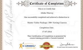 What Is Course Completion Certificate What Is Course Completion Certificate Major Magdalene