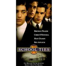 best football movies of all time com school ties