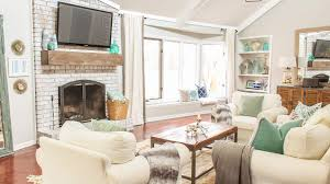 living room with tv over fireplace. How To Mount Tv On Brick Living Room With Over Fireplace I