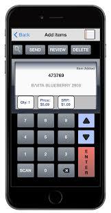 smartphone scanning app order entry ordershark ordershark in action