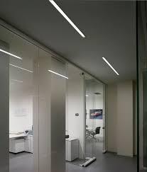recessed ceiling light fixture led fluorescent linear minifile lucifero s