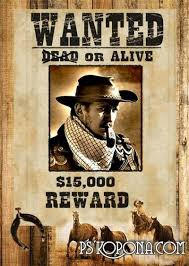 wanted photoshop template psd frame photo wild west wanted transparent png frame