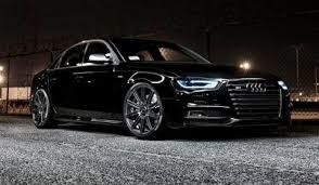 black audi a4 2013. Delighful Black 2013 Audi A4 With Vossen Wheels To Black A