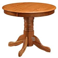 36 round dining table leaves chromecraftsolid oak wood 36 round extension table with leaf