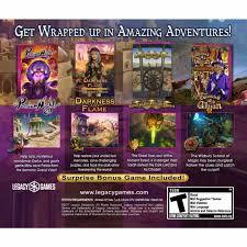 Top hidden object pc games. Amazing Hidden Object Games Fantastic Fables 3 Pc 5 Pack Walmart Com Walmart Com