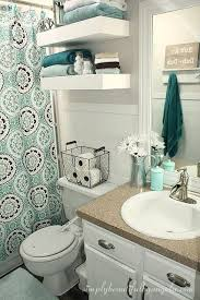 Simple Apartment Bathroom Decorating Ideas Chic Decorate Small