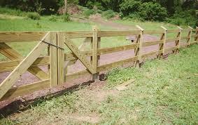 split rail wood fence gate. Pasture Fence Gate Installation Split Rail Wood