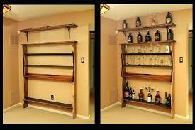home bar wall shelves amazing for liquor led regarding 12