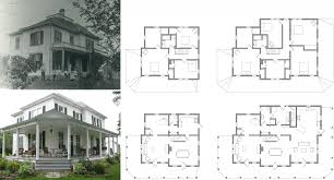 old farmhouse floor plans vintage farmhouse floor plans