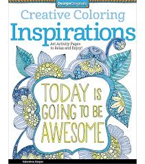 adult coloring books coloring books for adults jo ann adult coloring book creative coloring inspirations