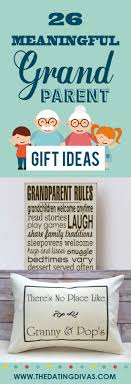 26 meaningful gift ideas for grandpas day