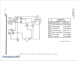 air compressor capacitor wiring diagram wiring Air Conditioner Capacitor Diagrams starting capacitor wiring diagram single phase run start induction with to air compressor