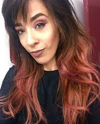 Ombré Barvení Vlasů Fotogalerie účesů Dámské účesycz