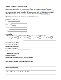 Resume Preparation template Questionnaires Template In Word 17