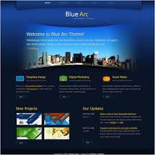 Free Web Design Templates