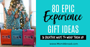 the ultimate guide to toy free experience gift ideas that are clutter free
