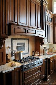 Small Picture Best 25 Brown kitchen designs ideas on Pinterest Brown kitchens