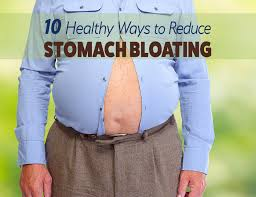 10 healthy ways to reduce stomach bloating ontandhealth
