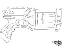 Small Picture nerf gun coloring pages 100 images free nerf gun coloring